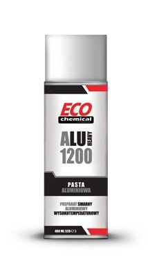 ALU 1200 Pasta aluminiowa spray ECOCHEMICAL 400ml