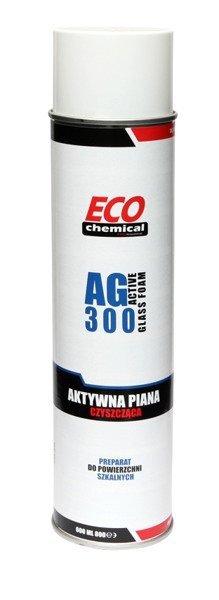 AG 300 Aktywna piana czyszcząca ECOCHEMICAL spray 600ml