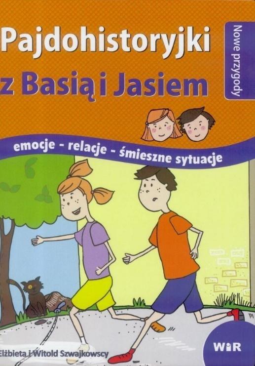 Pajdohistoryjki z Basią i Jasiem. Nowe przygody