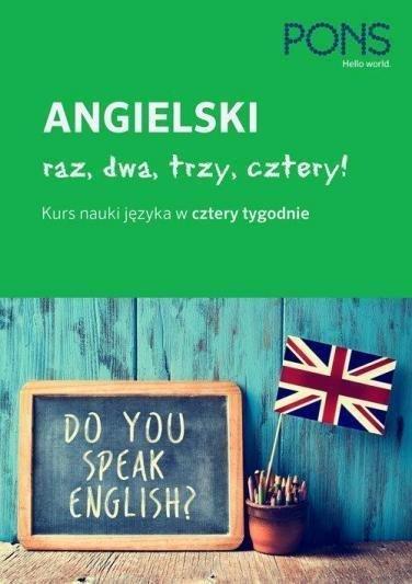 Angielski raz, dwa, trzy, cztery