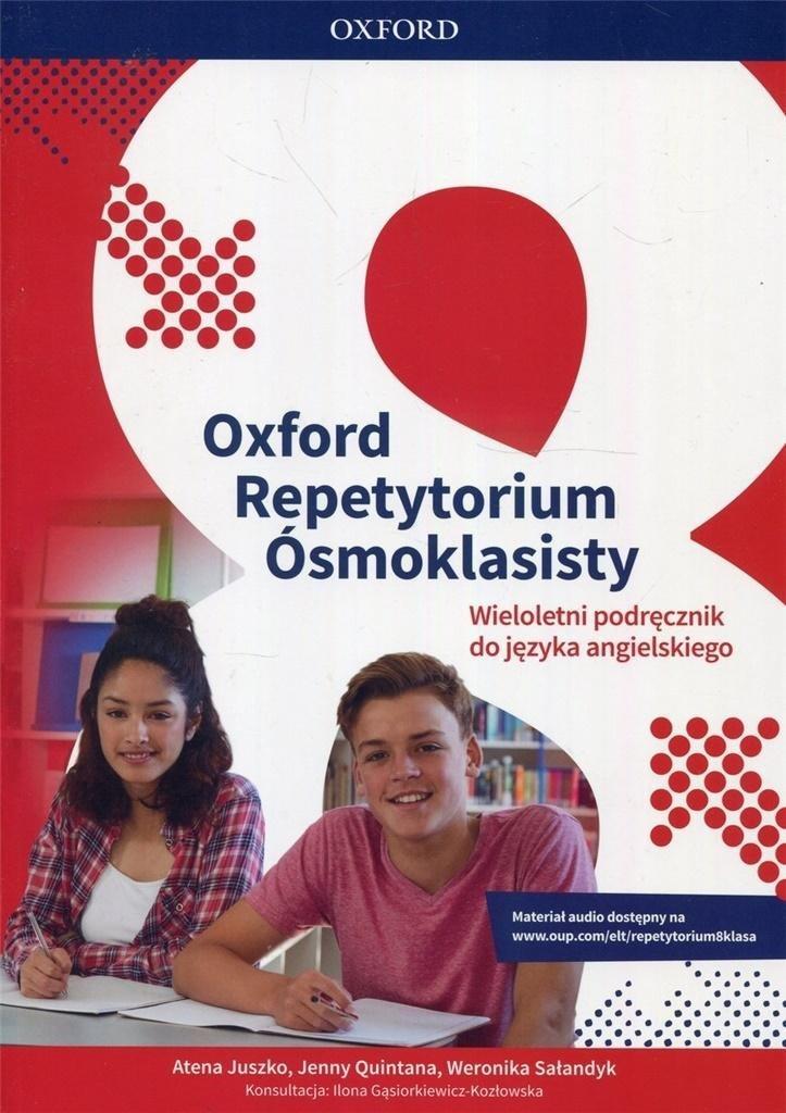 Oxford Repetytorium Ósmoklasisty SB wieloletni
