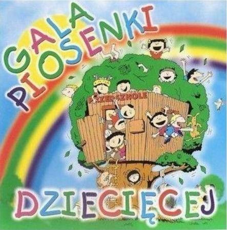 Gala piosenki dziecięcej CD