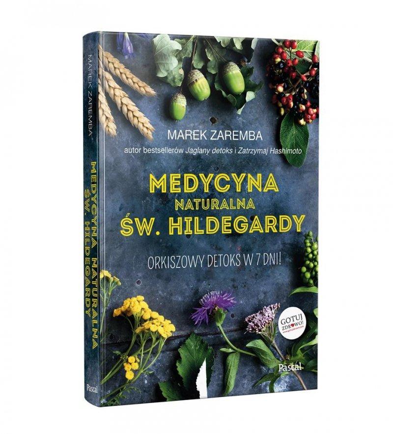 Medycyna naturalna Św.Hildegardy. Orkiszowy ...