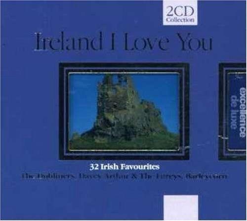 Ireland I Love You (2CD)