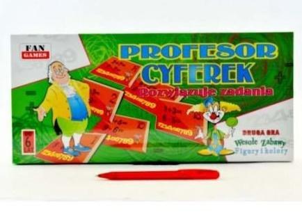 Profesor Cyferek FAN