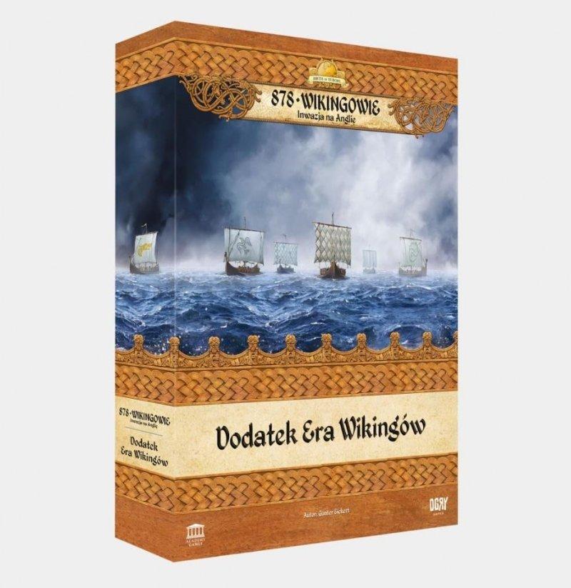 878 Wikingowie: Era Wikingów OGRY GAMES