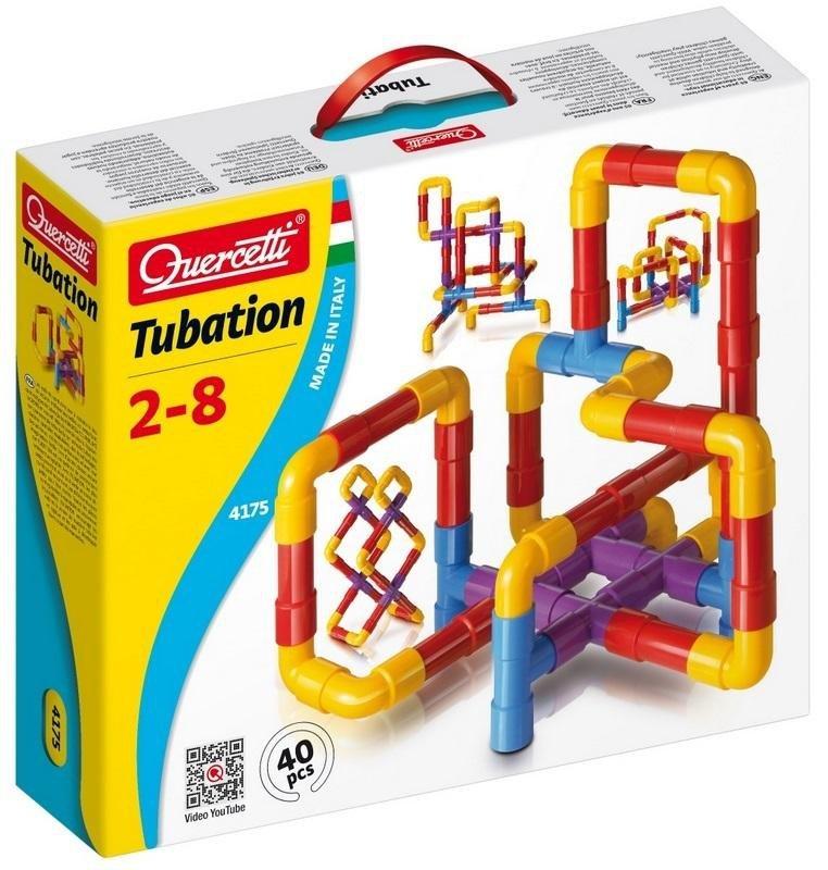 Zestaw konstrukcyjny Tubation 40el