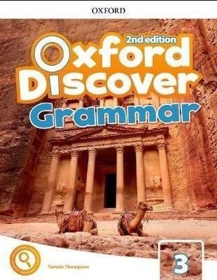 Oxford Discover 3 Grammar