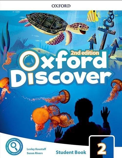 Oxford Discover 2 SB w.2020