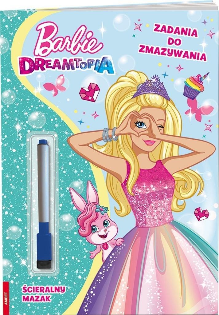 Barbie Dreamtopia Zadania do zmazywania