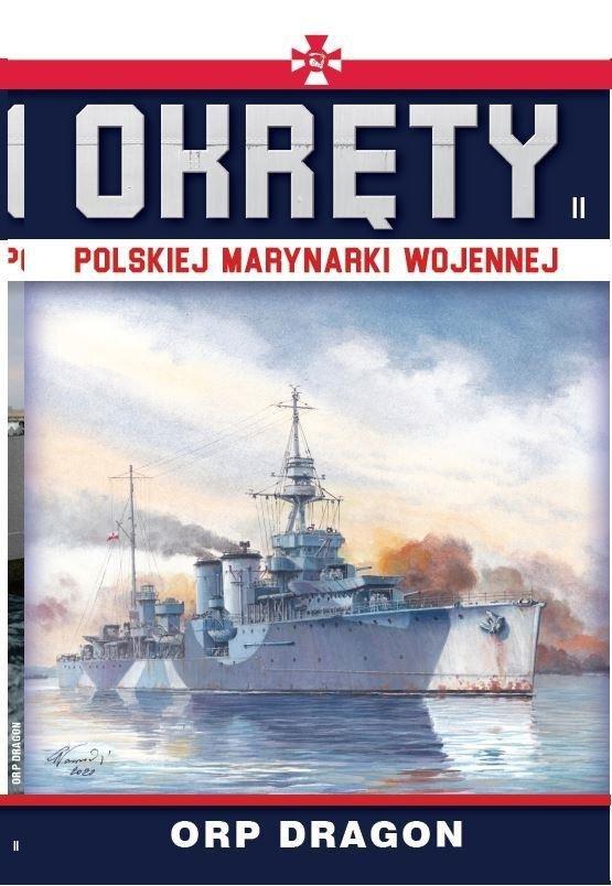 Okręty Polskiej Marynarki Wojennej T.11 ORP Dragon