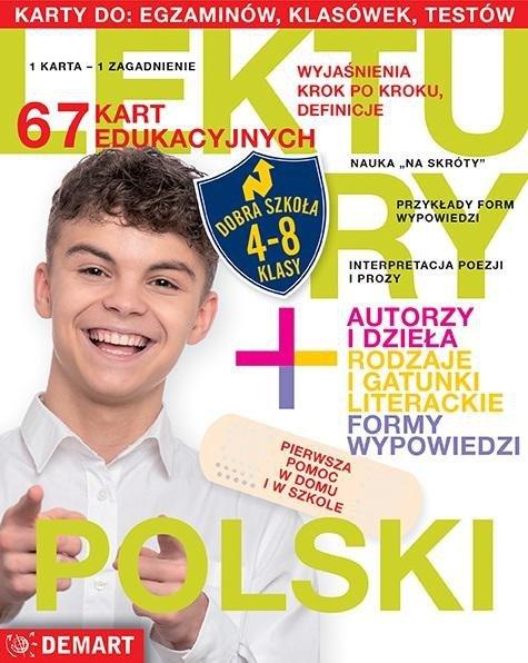 Karty edukacyjne - Język polski