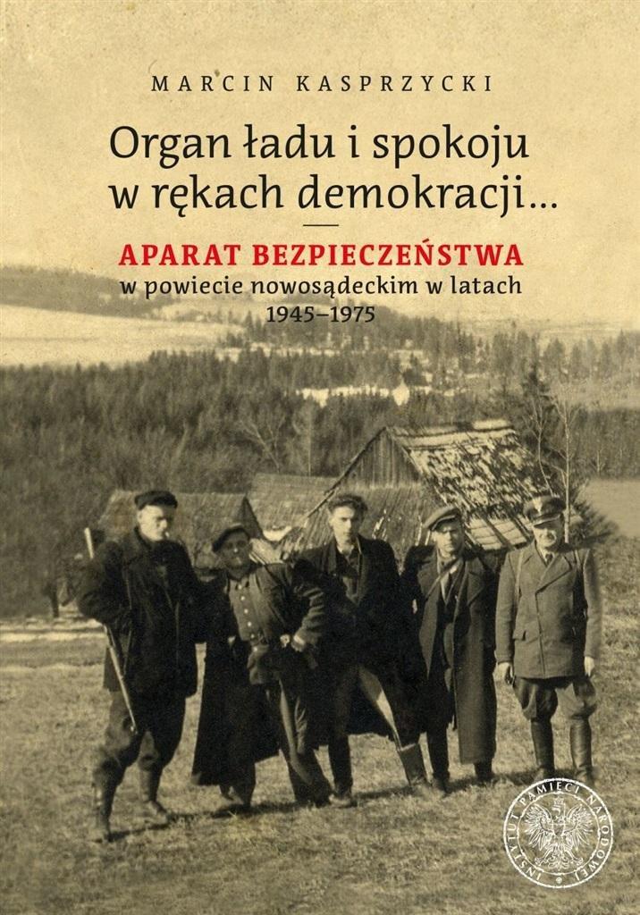 Organ ładu i spokoju w rękach demokracji