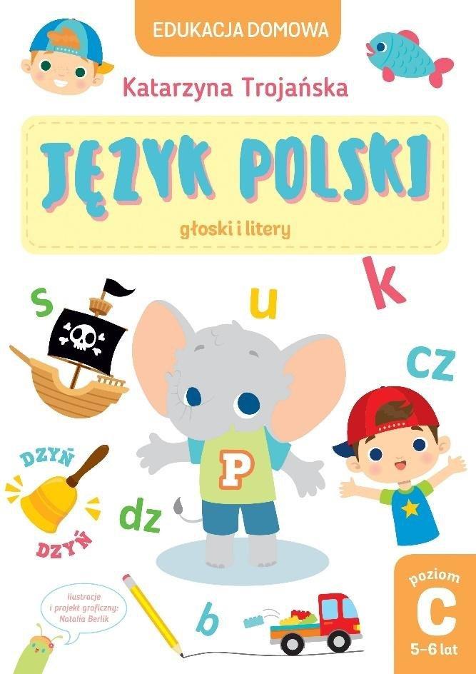 Edukacja domowa. Język polski. Poziom C