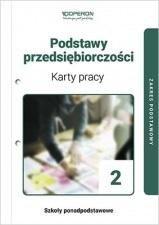 Podstawy przedsiębiorczości LO 2 KP ZP w.2020