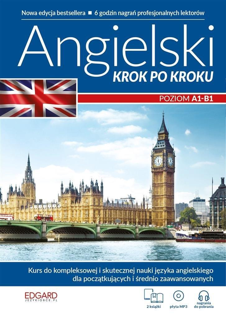 Angielski. Krok po kroku. Nowa edycja bestsellera!