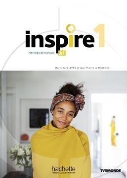 Inspire 1 podręcznik +DVD +Parcours digital