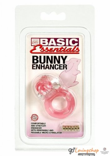 Pierścień-BASIC ESSENTIALS BUNNY ENHANCER