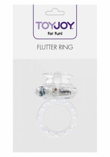 Pierścień-FLUTTER-RING VIBRATING RING CLEAR