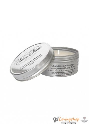 Świeca/krem-Femme Fatale - Chandelle de Massage (Massagekerze), 125 ml