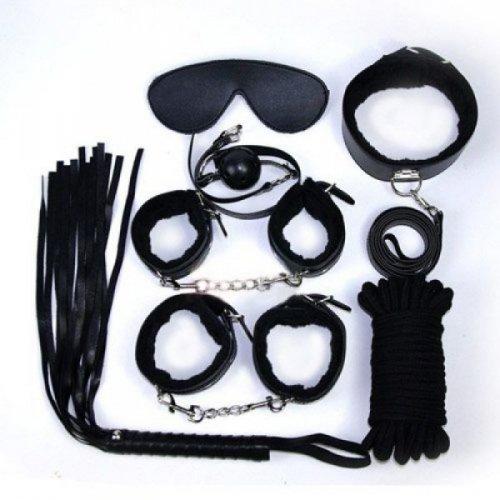 Bondage Kit Nero - krępowanie ciała BDSM
