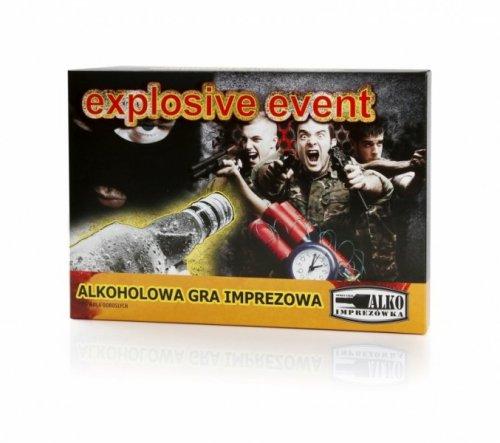 Gry-Explosive event