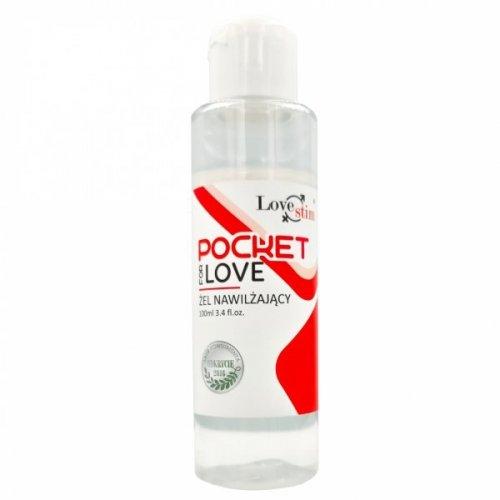 POCKET FOR LOVE 100ml kieszonkowy lubrykant