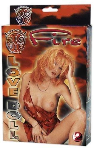 Lalka Miłości Fire - Seria Elements