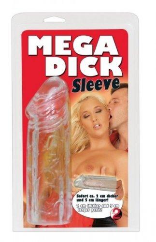 5183600000 Mega Dick Sleeve