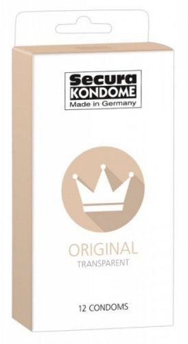 Prezerwatywy-Secura Original 12er