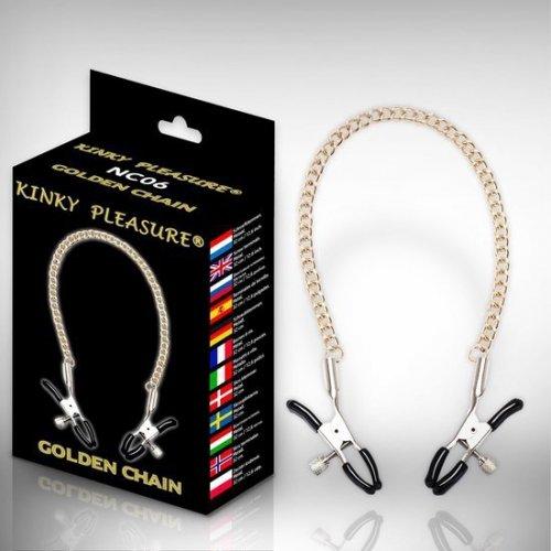 Kinky Pleasure - Golden chain