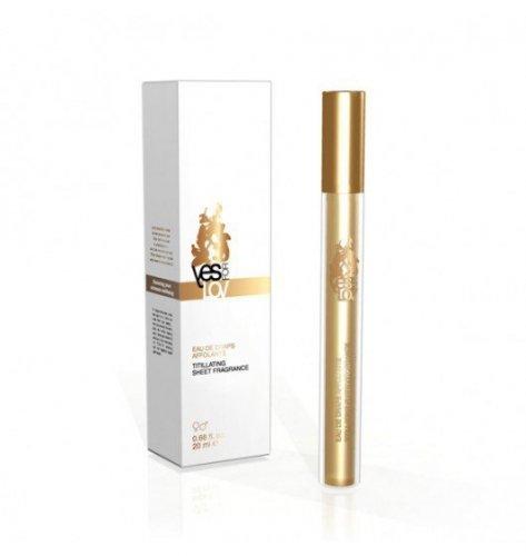 YESforLOV Titillating Sheet Fragrance 20 ml