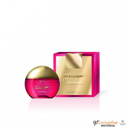 HOT Twilight Pheromone Parfum women 15 ml