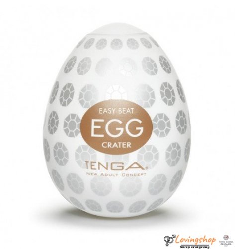 Tenga - Hard Boiled Egg - Crater