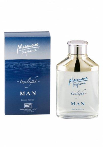 "Feromony-HOT MAN PHEROMONPARFUM- 50ml ""twilight"""