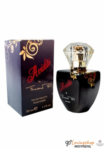 Feromony-Avidite by Fernand Péril, Pheromon for Women 50 ml