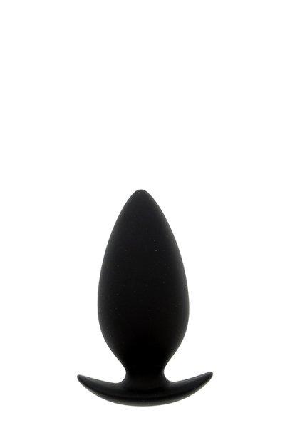 Plug-BOOTYFUL ANAL PLUG MEDIUM BLACK
