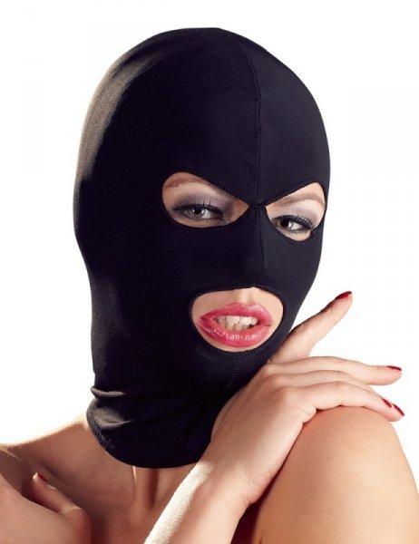 Maska-24903581001 BK Kopfmaske sw-Maska