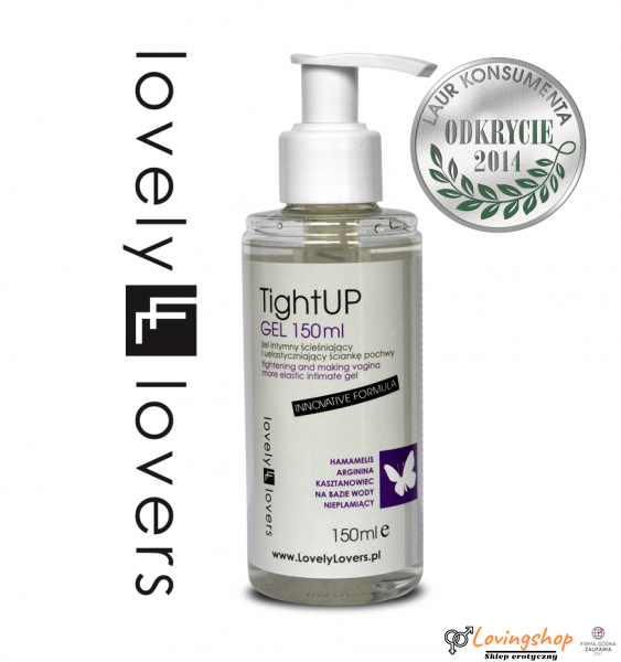 TightUP Gel 150ml Żel ŚCIEŚNIA POCHWĘ