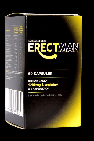 ERECTMAN 60caps