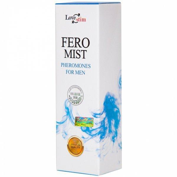 FEROO MIST 15ml MĘSKIE FEROMONY ZAPACHOWE NAGRADZANA MOC