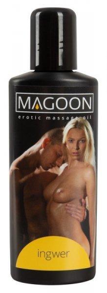 Ginger Massage Oil 100 ml
