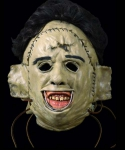 Maska lateksowa - Leatherface 1974 z filmu Masakra Teksańską Piłą Motorową