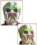 Maska lateksowa - Predator Deluxe Glow
