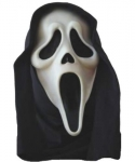 Maska lateksowa - Morderca z filmu Krzyk