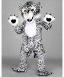 Strój reklamowy - Tygrys Biały