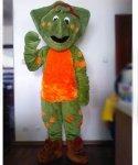 Wypożyczenie stroju chodzącej maskotki - Dinozaur Zielony