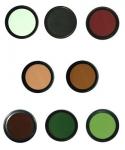 Profesjonalna farba do charakteryzacji - Srebrny (brokat) 20 g