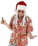 Czapka z dredami - Święty Mikołaj