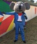 Strój chodzącej maskotki - Koala Man